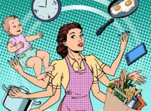 BU Versicherung für Hausfrau